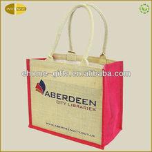 beach summer outdoor eco jute straw shopping tote bag