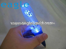 customized 3D floater plastic liquid filling floater fat pen