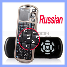 Mini Wireless Touchpad Keyboard with 2.4G RF Backlight for Smart TV