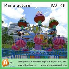 Vivid design and good shape jellyfish amusement theme park decorations