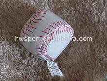 baseball shape Hacky Sack,stuffed ball,juggling ball
