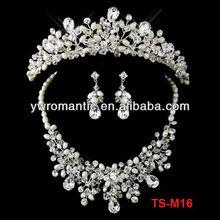 new design crystal bridal headband