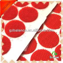 high quality customized sticky Velcro dots