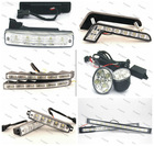 E4 R87 12V/24V Hot selling Wholesale LED daytime running light DRL factory directly DRL daytime running light led drl