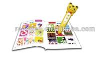 4GB Read Talk Pen For Children Studying Languages, Shenzhen