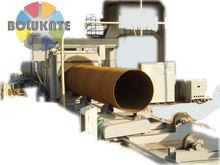 High Quality QG Series Steel Pipe Wheel Blast Machinery