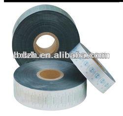 Aluminum foil/PET/PE laminated material with printing for sugar,salt,black pepper packaging