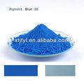 Bleu haute température éco.- amicalequalité pigments en poudre p. B. 28 bleu cobalt