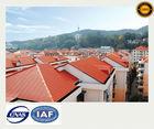 Energy Saving ASA Coating Shining Surface Roofing Covering