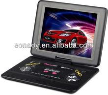 12 portable evd dvd player price good LED TV EVD playerportable dvd player with usb