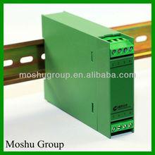 Professional Manufacturer DIN Rail Temperature Transmitter MS141 Moshu Group