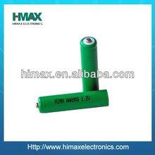 1.2V AA 1200mAh nimh battery