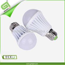 Gielight Lowest price High intersity Epistar E27 12W globe led ushine-light shanghai