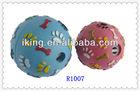 2013 Hot Sale!!rubber ball pet toys,