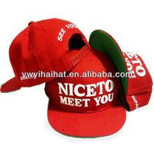 2013 New Promotion hiphop caps baseball hats Fashion fullfitted caps YH-AL0566