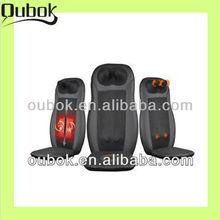 Health smart car neck & back massage mattress OBK-610