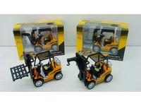 1:24 Diecast Truck Model (pull back/IC/Light)