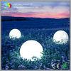 garden plastic ball lamp