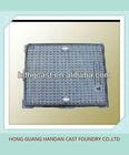 MC021 en124 cast iron custom manhole covers
