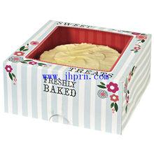 sweet window packaging box for cookies