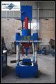 Taux de réduction rapide et économiser de l'énergie hydraulique à briquettes machine pour la ferraille