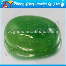 flat bottom glass beads/synthetize rough glass