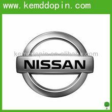 2013 Hot Sale Design Custom Metal Car Badges Emblems For Nissan