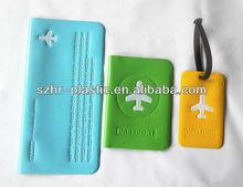 PVC Luggage Travel Set