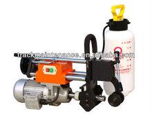 Track Construction / Electric Rail Drilling Unit