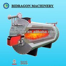 2013 Bidragon hot sale organic heat transfer carriers boiler for detergent industry