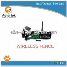 Wireless Electric Fence dog fence folding metal pet safe wireless fence collar