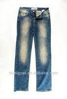 Kids boyfriend jeans european buyer of garments