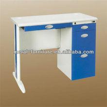 steel frame desk,moveable office desk