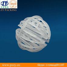 plastic globe pack,random hollow ball ,towr internals,plastic multii-aspect hollow balls