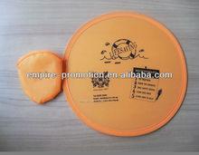 dog catching 190T nylon toy frisbee