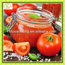 Bocal en verre 140g-700g tomato ketchup marque madein china