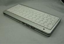 10000mAh Mini Bluetooth QWERTY Keyboard with Power Bank with 54 Keys, Power Bank + Bluetooth Keyboard 2in1 design