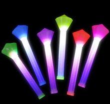 hot light up diamond wand