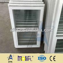 Cheap AFOL Brand PVC Double Glazed Sash Window For Sale