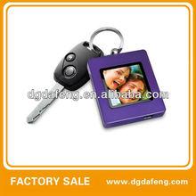 photo keychain digital key chain coby photo keychain