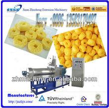 Hot vente automatique fromage extrudé / soufflé collation alimentaire machine