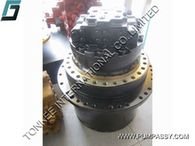 GM35 final drive assy for DAEWOO DH220-5, DAEWOO travel motor