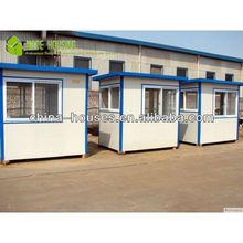 Africa Prefabricated House/Villa/ Sentry Box
