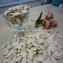 2012 shine skin seed pumpkin white