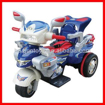HD6832 kids ride on plastic rc motorcycle Children Ride on Motorcycle huada car toy ride on