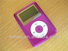 Hot selling Clip MP4 Player, portable mini mp4 , mini mp4 player 1gb