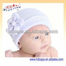 New design polar fleece cotton baby beanie hat