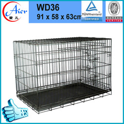 easy clean cage dog house sale