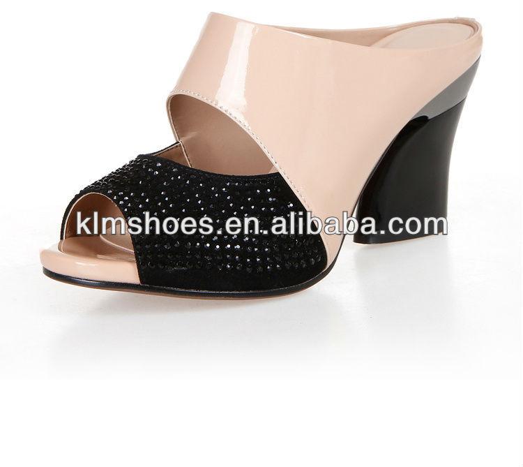 Ladies designer shoes/Diamond high heels/2013 women shoes