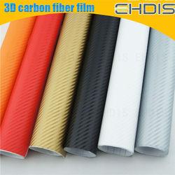 dark blue carbon fiber foile vinyl wrap